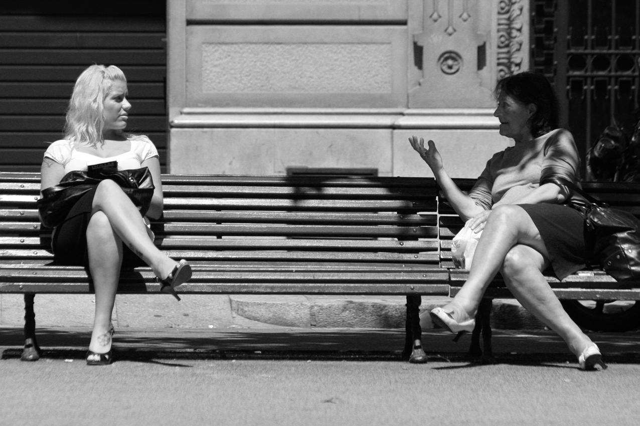 Conversations in Barcelona