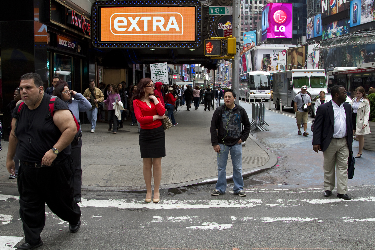 New York Extra color