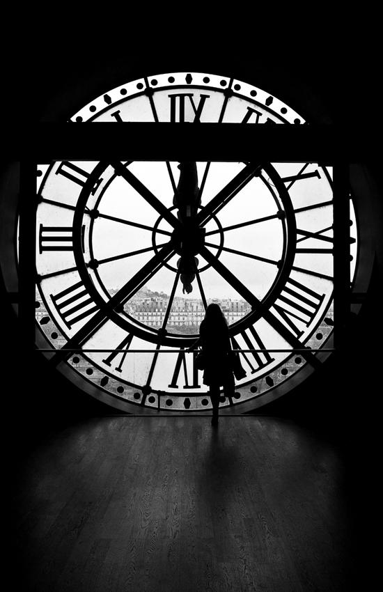 D'Orsay Museum fönster