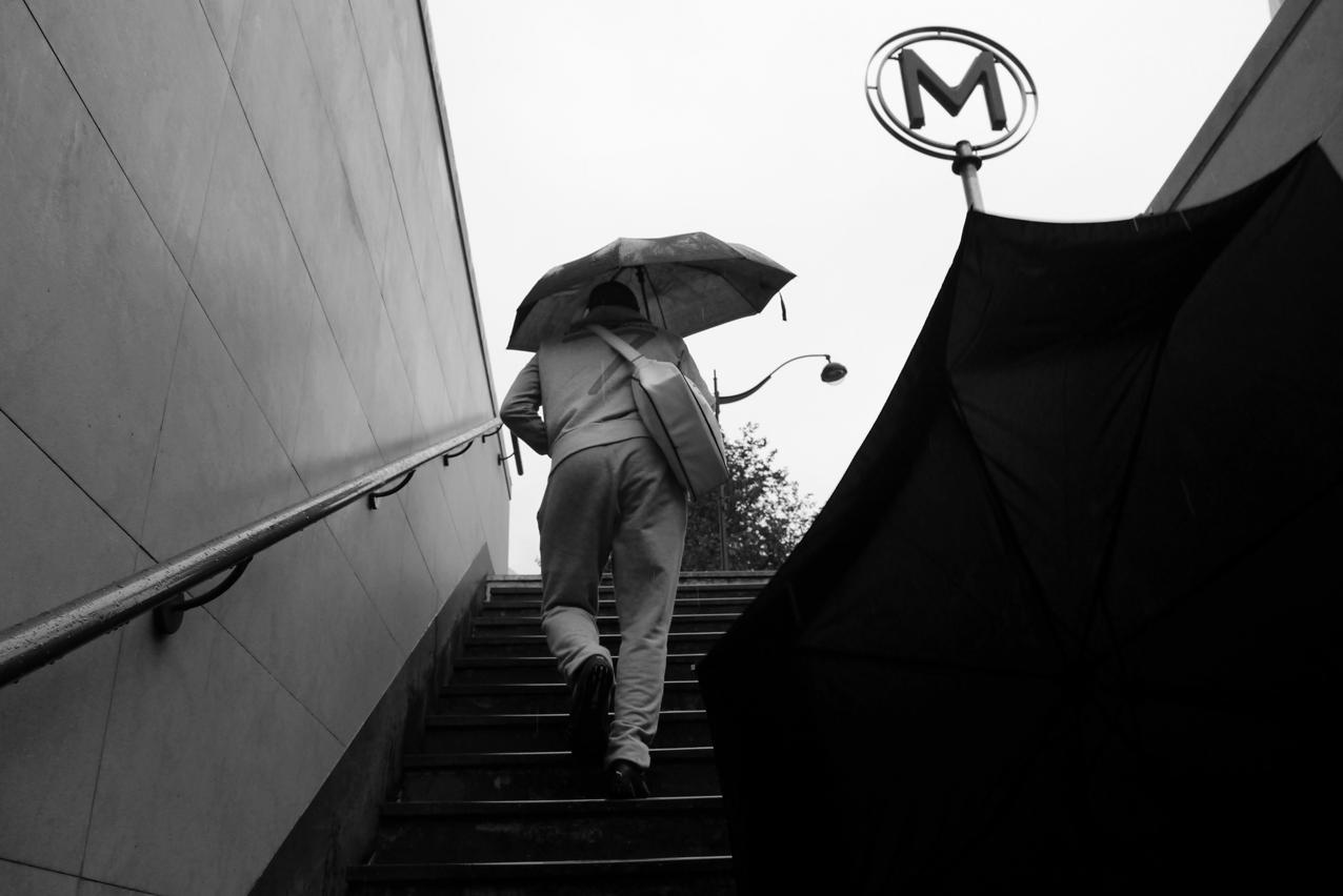 Metro Exit
