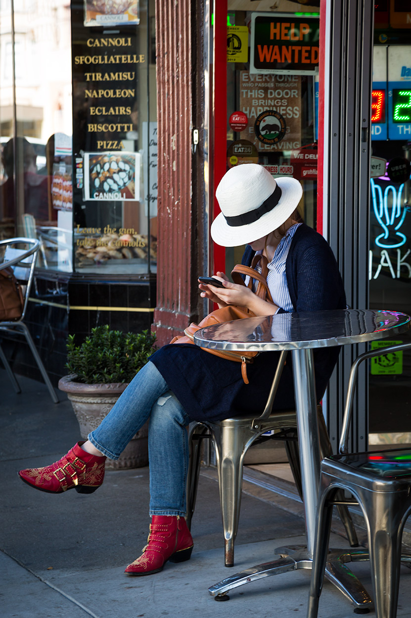 Street Photography in San Fransisco