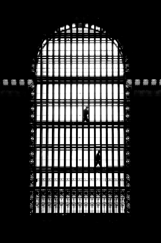 Grand Central window