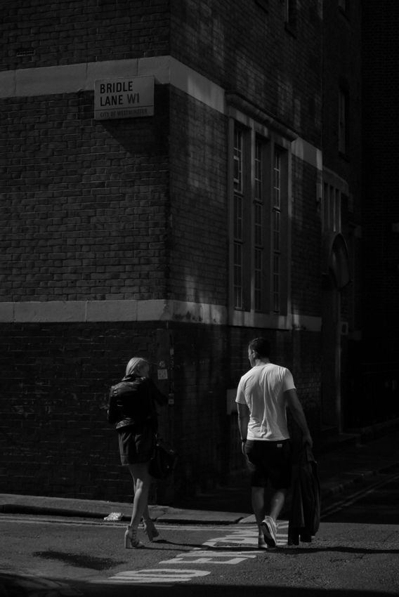 Street Photography - Bridle Lane