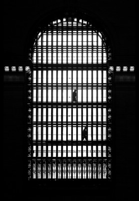 Street Photography - Grand Central Window