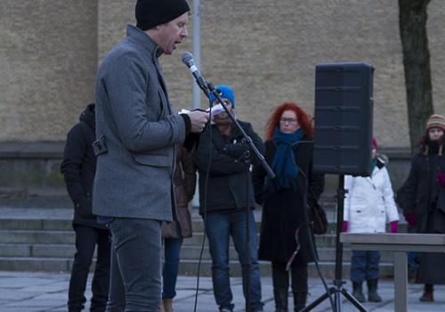Terje Carlsson - Je suis Charlie Rally