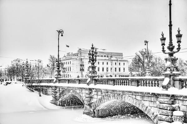 Goteborg Vinter 2010