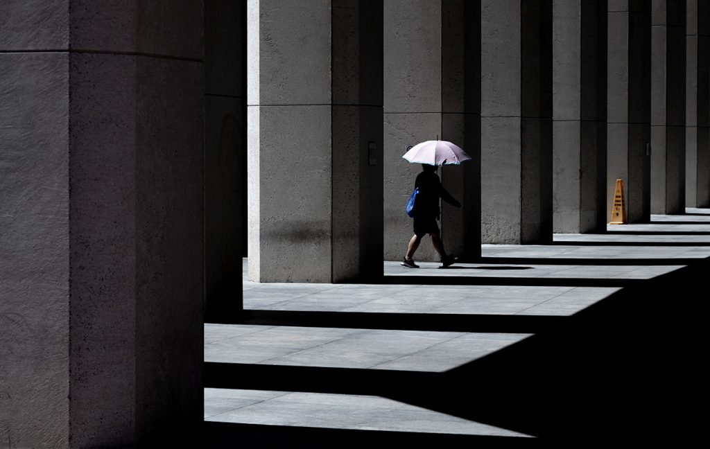 The Umbrella - Street Photography in San Francisco