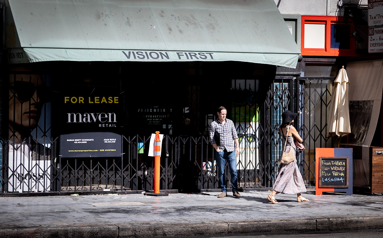 Vision First - Street Photography in San Francisco