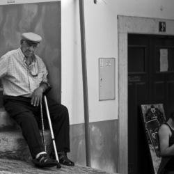 Lisbon Street Portrait