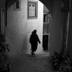 Sintra Lisbon Woman