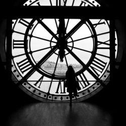 D'Orsay Museum Clock