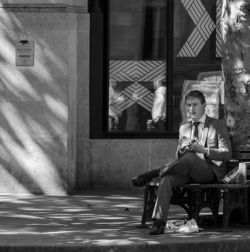 Street Office - Street Photography