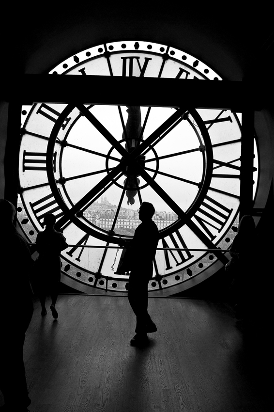 D'Orsay Museum View - Street Photography