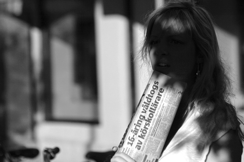 The paper - Street Photography